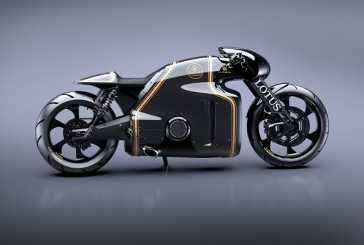 Lotus to build 200 Horse Power Super Bike