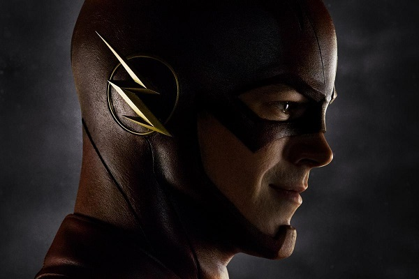 First Look At The Flash Costume