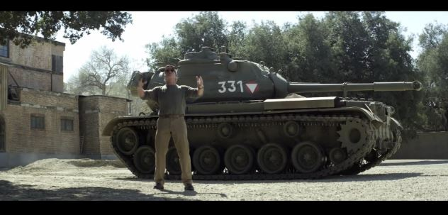 Why Does Arnold Schwarzenegger Have a Tank