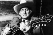 The Father of Bluegrass Bill Monroe