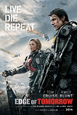 Tom Cruise 'Edge of Tomorrow' New Trailer