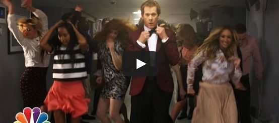 Did The Tonight Show ban dancing, Kevin Bacon's Footloose Entrance