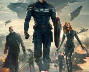Captain America No1 Weekend Box Office With $203 Mil Globally, Scores Record $95 Mil U.S.