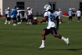 Chris Johnson, former Titians RB signed by the NY Jets