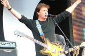 Paul McCartney Concert at the Bridgestone Arena In Nashville June 25