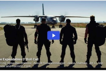 The Expendables 3 Trailer, Harrison Ford and Kelsey Grammer