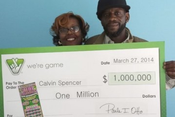 Virginia Couple Wins Lottery Three Times In One Month