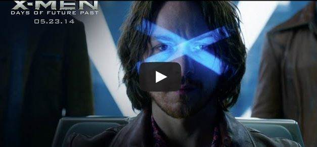 X-Men Days of Future Past TV Spot Trailer march 31 2014