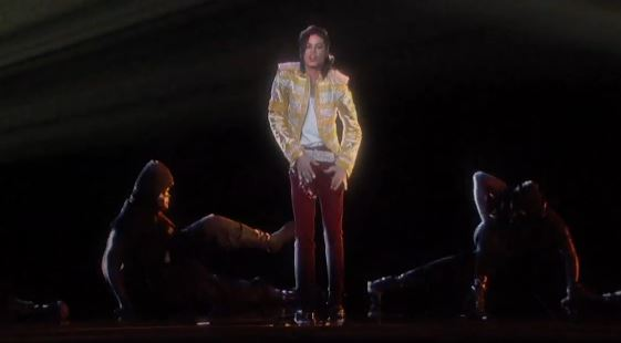 Michael Jackson Slave To The Rhythm Hologram Video