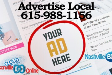 Advertise Local on Hendersonville Online and Nashville Blurb