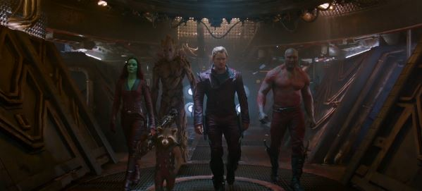 Vin Diesel, Bradley Cooper Guardians of the Galaxy new trailer 2