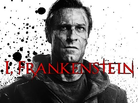 I, Frankenstein movie review now on DVD