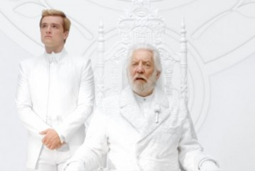"The Hunger Games Mockingjay Part 1 new Trailer, President Snow's Panem Address ""Together as One"" (4K)"