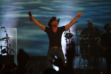 Tim McGraw announced as headliner for country jam 2015
