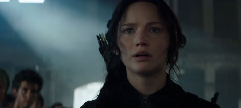 The Hunger Games: Mockingjay Part 1, teaser trailer, Our Leader the Mockingjay