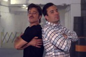 Breakdance Conversation with Jimmy Fallon and Brad Pitt