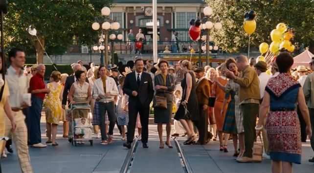 Saving Mr Banks Movie