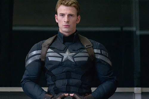 Captain America – The Winter Soldier dvd review