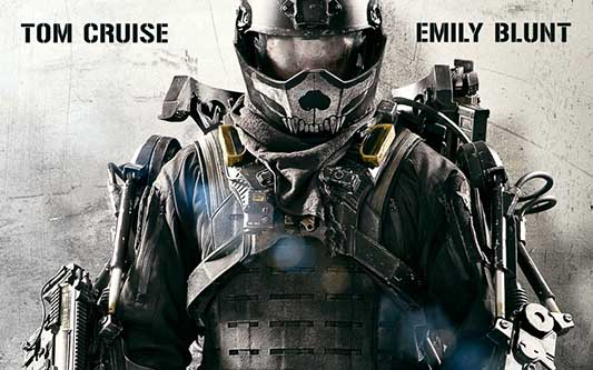 Edge of Tomorrow DVD Review