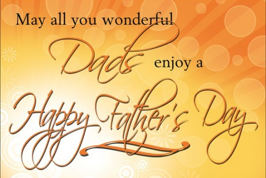Happy Fathers Day 2016