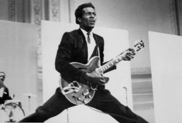Chuck Berry Dies at 90; Helped Define Rock 'n' Roll