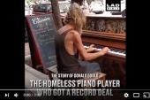 To Brighten Your Day! The Piano Man Donald Gould