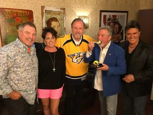 Happy 70th Birthday to Larry Gatlin