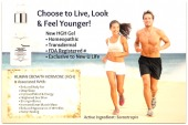how many of us would love a product that makes you feel young and healthy again | Benefits of HGH for Male and Females