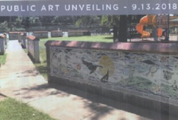 Public Art Unveiling-9.13.2018| Memorial Park Mosaics|Community Public Art Project