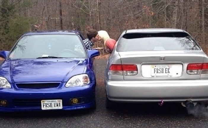 When Cars and Love come together