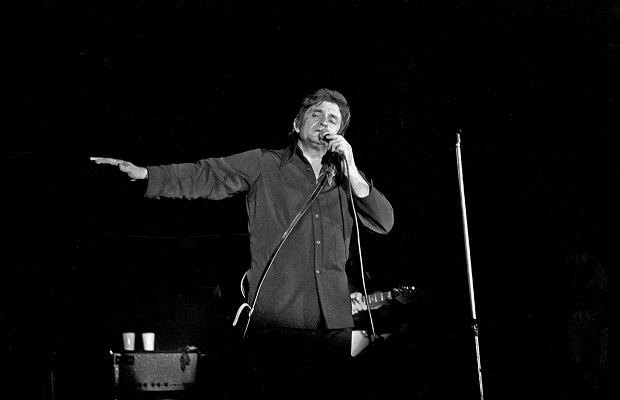 Country Music Super Star Johnny Cash