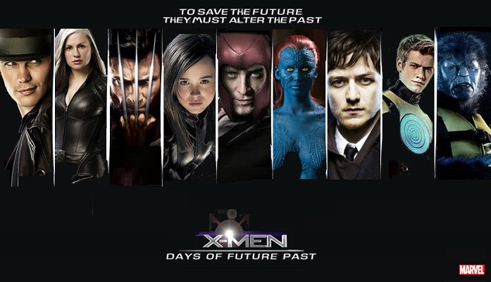 X-MEN: 'Days of Future Past' tops weekend box office