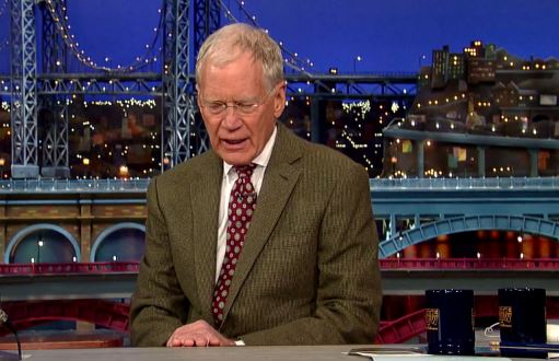 David Letterman Announces He Will Retire From The Late Show In 2015