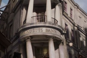 Harry Potter and the Escape from Gringotts Ride, Behind the Scenes at Universal Orlando