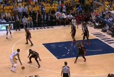 Pacers Beat the Heat in game 5, Paul George scores 37 points