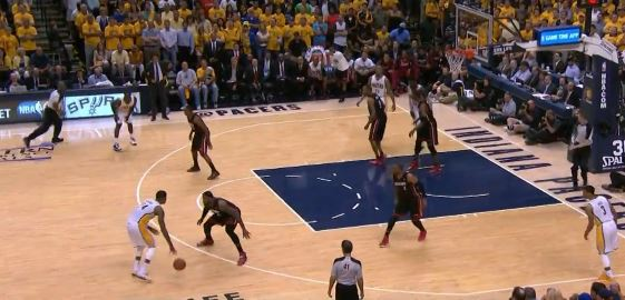 Pacers Heat game 5