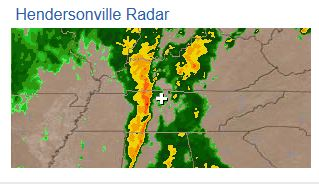 Severe Weather Alerts - Hendersonville, TN May 14 2014