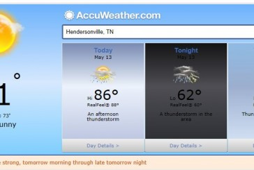 Weather Forecast Hendersonville Tn May https://hendersonvilleonline.com3 20https://hendersonvilleonline.com4