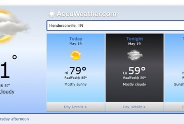 Middle Tennessee Weather Forecast including Nashville and Hendersonville Tn May https://hendersonvilleonline.com9 20https://hendersonvilleonline.com4