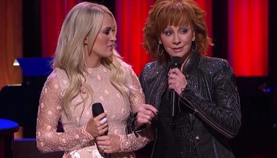 Reba McEntire Celebrates Her 40-Year Anniversary At The Grand Ole Opry – One Country