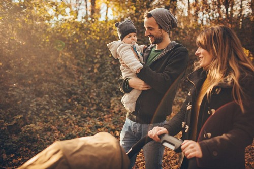 4 tips to prepare for a family hike