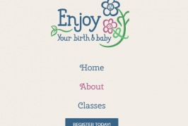 Enjoy Your Birth And Baby   HypnoBirthing  Hug Your Baby  Certified Lamaze Educator